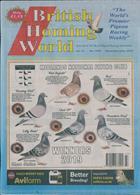 British Homing World Magazine Issue NO 7500