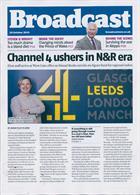 Broadcast Magazine Issue 18/10/2019