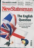 New Statesman Magazine Issue 29/11/2019