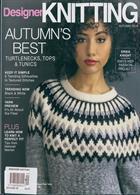 Designer Knitting Magazine Issue AUTUMN