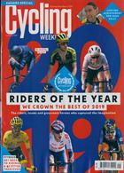 Cycling Weekly Magazine Issue 05/12/2019