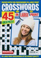 Crosswords In Large Print Magazine Issue NO 36