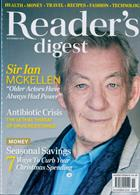Readers Digest Magazine Issue NOV 19