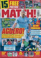 Match Magazine Issue 01/10/2019