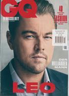 Gq German Magazine Issue 10