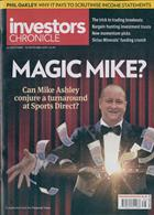 Investors Chronicle Magazine Issue 20/09/2019