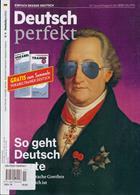 Deutsch Perfekt Magazine Issue NOV 19