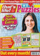 Thats Life We Love Puzzles Magazine Issue NOV 19