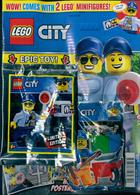 Lego City Magazine Issue NO 20