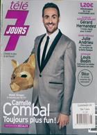 Tele 7 Jours Magazine Issue NO 3101