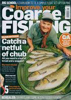 Improve Your Coarse Fishing Magazine Issue NO 356