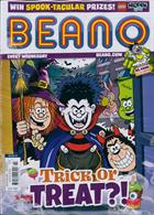 Beano Magazine Issue 26/10/2019