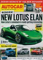 Autocar Magazine Issue 23/10/2019