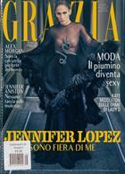 Grazia Italian Wkly Magazine Issue NO 45