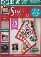 Sew Inspired Magazine Issue NO 18