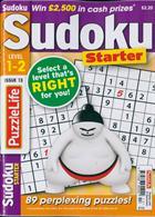 Puzzlelife Sudoku L 1&2 Magazine Issue NO 13