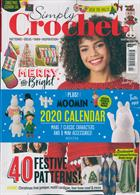 Simply Crochet Magazine Issue NO 90
