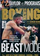 Boxing News Magazine Issue 24/10/2019