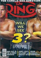 The Ring Magazine Issue NOV 19