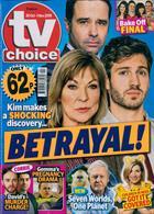 Tv Choice England Magazine Issue NO 44