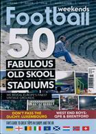 Football Weekends Magazine Issue NOV 19