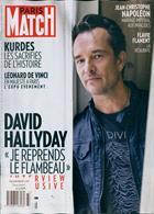 Paris Match Magazine Issue NO 3677
