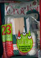 Love Craft Magazine Issue CROCHET/80