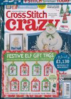 Cross Stitch Crazy Magazine Issue DEC 19
