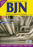 British Journal Of Nursing Magazine Issue VOL28/19