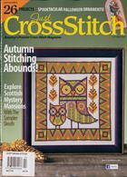 Just Cross Stitch Magazine Issue OCT 19