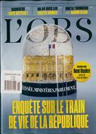 L Obs Magazine Issue NO 2869