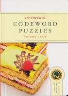 Premium Codeword Puzzles Magazine Issue NO 60
