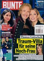Bunte Illustrierte Magazine Issue NO 45