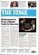 Stage Magazine Issue 24/10/2019