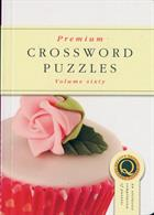 Premium Crossword Puzzles Magazine Issue NO 60