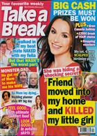 Take A Break Magazine Issue NO 44