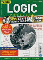 Puzzler Logic Problems Magazine Issue NO 422