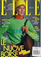 Elle Italian Magazine Issue NO 41