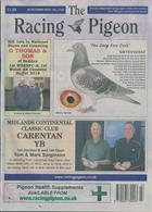 Racing Pigeon Magazine Issue 25/10/2019