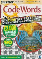 Puzzler Q Code Words Magazine Issue NO 452