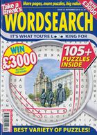 Take A Break Wordsearch Magazine Issue NO 12