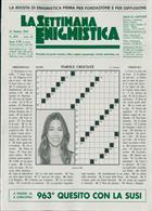 La Settimana Enigmistica Magazine Issue NO 4571