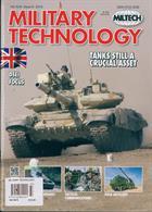 Military Technology Magazine Issue 33