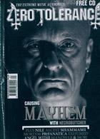 Zero Tolerance Magazine Issue NO 93