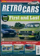Retro Cars Magazine Issue WINTER