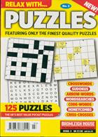 Relax With Puzzles Magazine Issue NO 3