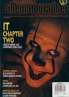 American Cinematographer Magazine Issue OCT 19