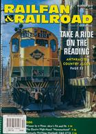 Railfan & Railroad Magazine Issue OCT 19