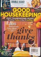 Good Housekeeping Usa Magazine Issue NOV 19