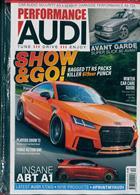 Performance Audi Magazine Issue DEC 19